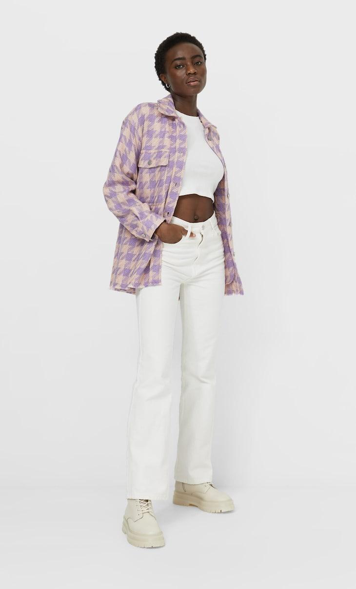 Vintage flared jeans