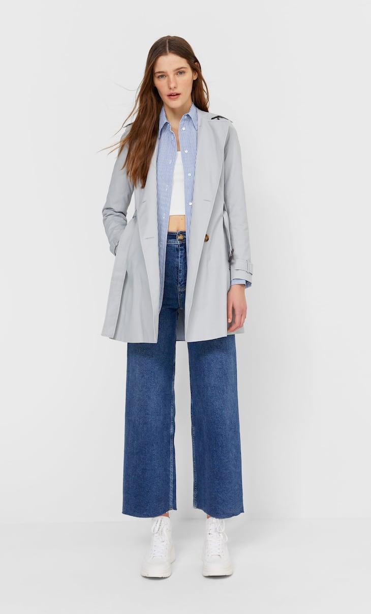 Mantel panjang standar