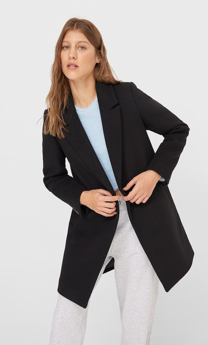 Manteau basic
