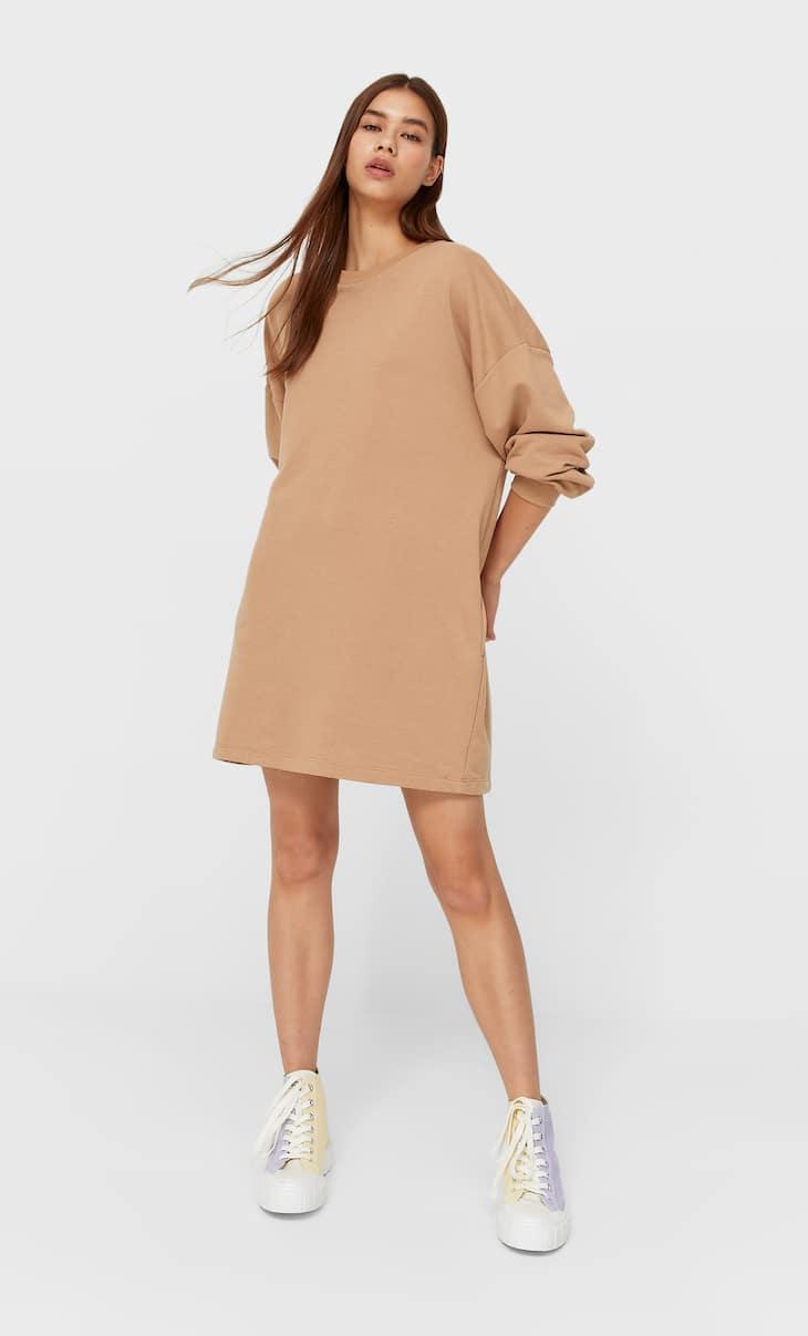 Robe molleton