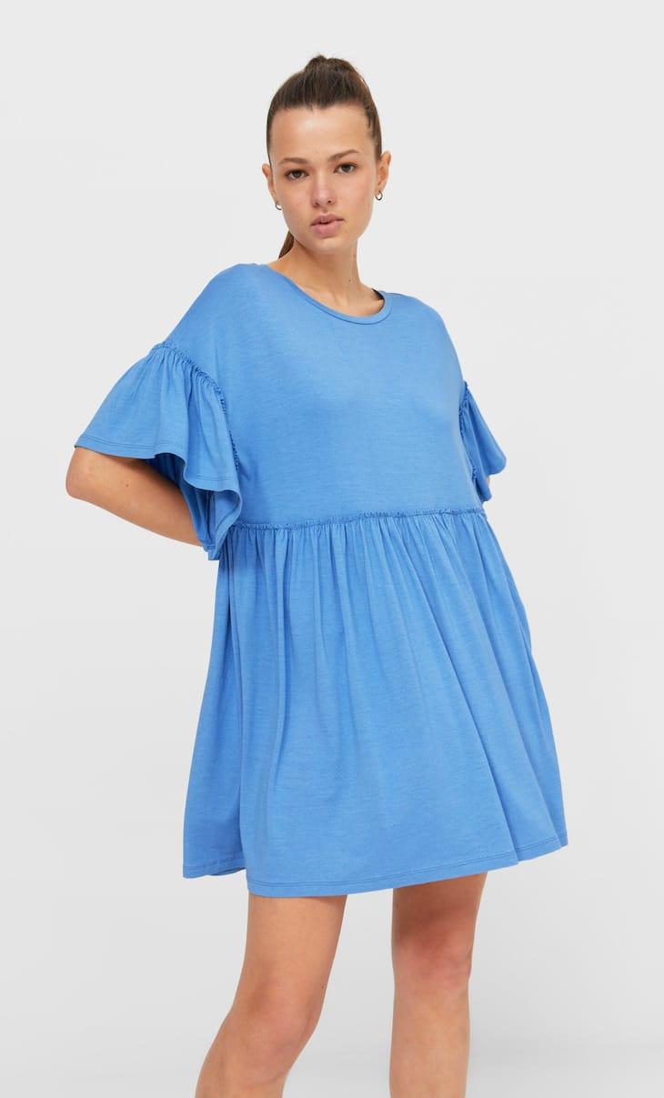 Платье в стиле бэбидолл