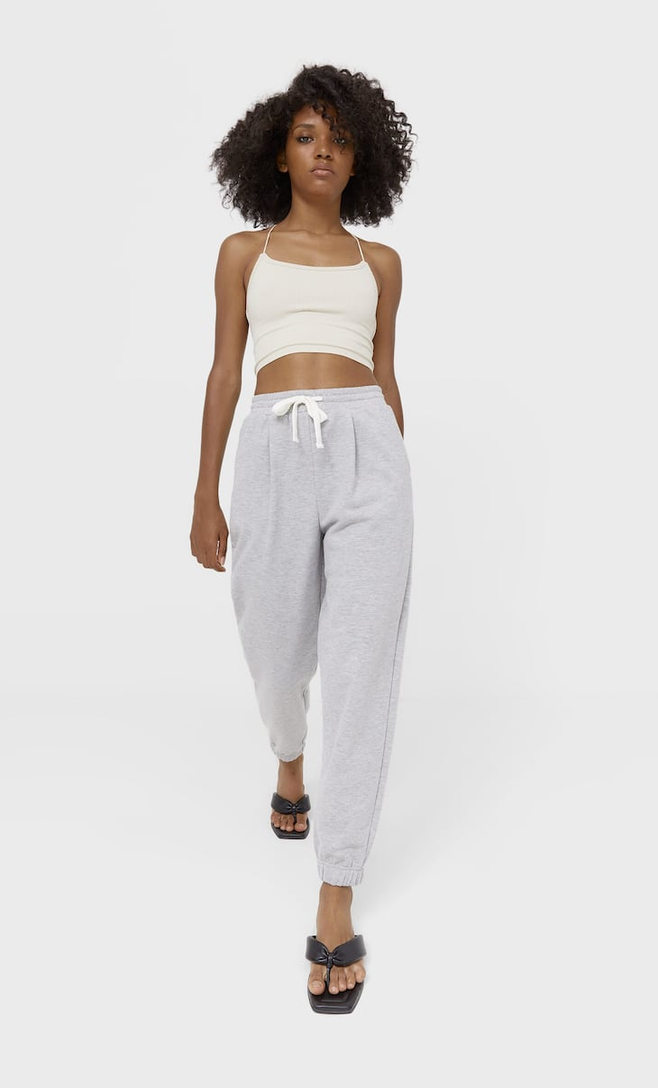 Jogger slouchy